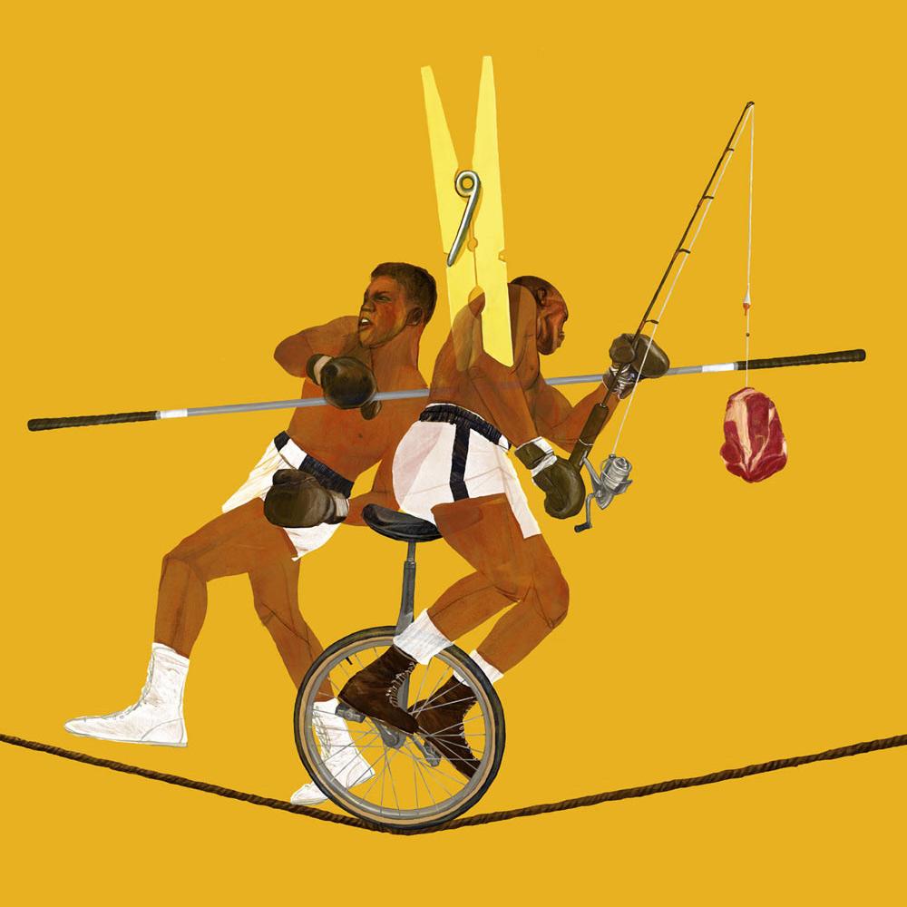 Mario Jodra illustration Art