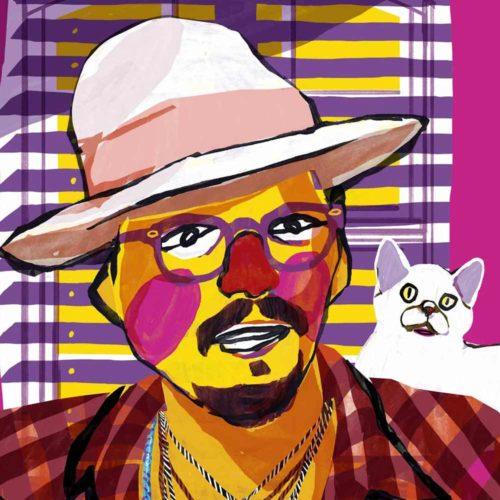 Mario Jodra illustration Art - Pop