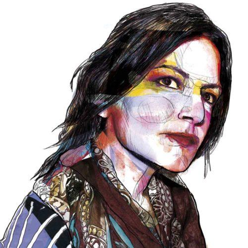 Mario Jodra illustration Art - Andrea